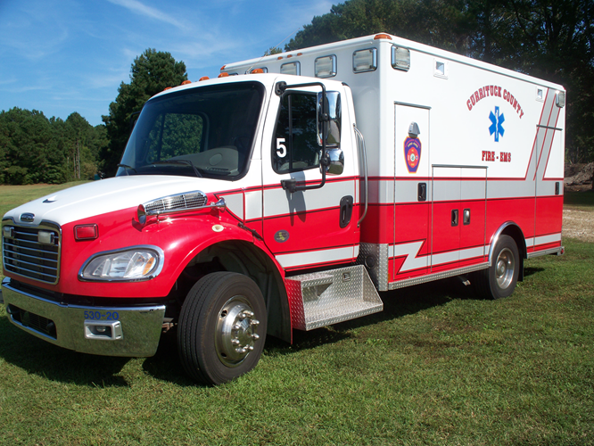 Currituck Co EMS 5