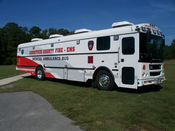 Currituck Co Medical Bus